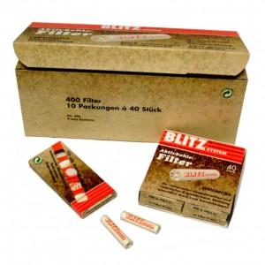 Фильтры для трубки Blitz (40шт) 80140