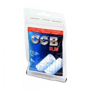 Фильтры сигаретные OCB Slim Filtrs (120)