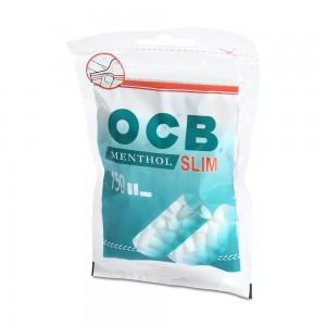 Фильтры сигаретные OCB Mentol Slim Filtrs (150)