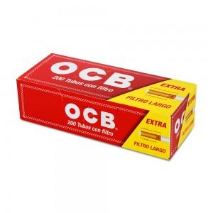 Гильзы для набивки сигарет OCB Tubos TU2037 (200)