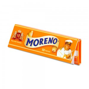 Бумага сигаретная Moreno Orange