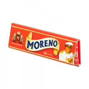 Бумага сигаретная Moreno Red