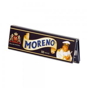 Бумага сигаретная Moreno Black
