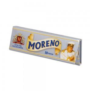 Бумага сигаретная Moreno Silver