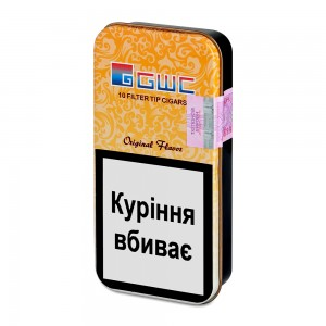 Сигариллы Greatwall Mini Original Tip (10 шт.)