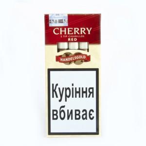 "Сигары Handelsgold Cherry Tip-Cigarillos Red""5"