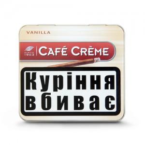 "Сигары Cafe Creme Vanilla""10"