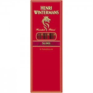 "Сигары Henri Wintermans Slims""5"