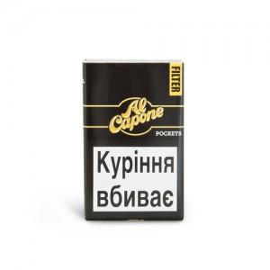 "Сигары Al Capone Pockets Filter""10"