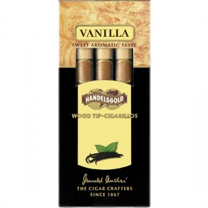 """Сигары Handelsgold Wood Tip-Cigarillos Vanilla""""5"""