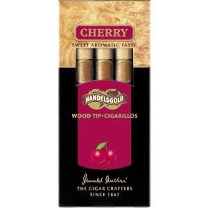"Сигары Handelsgold Wood Tip-Cigarillos Cherry Red""5"