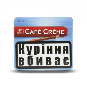"Сигары Cafe Creme Blue""10"
