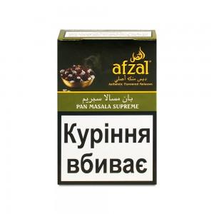 Табак для кальяна Afzal - Pan Masala Supreme