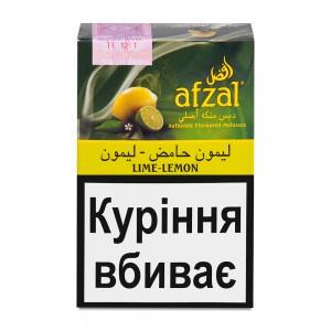 Табак для кальяна Afzal - Lemon-Lime