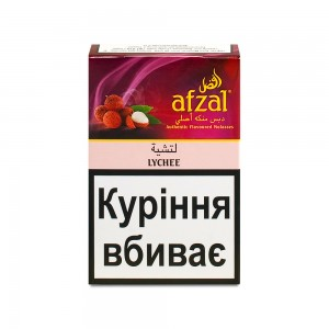 Табак для кальяна Afzal - Lychee