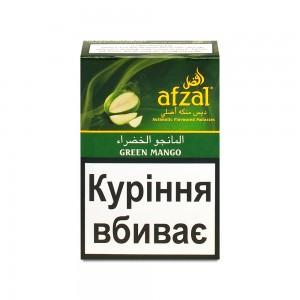 Табак для кальяна Afzal - Green Mango