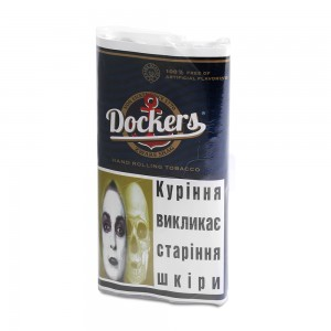 Табак для самокруток Dockers Zware Shag (30 гр)