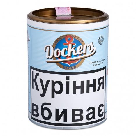 Табак для самокруток Dockers Blond (140 гр)