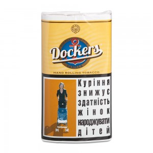 Табак для самокруток  Dockers Vanilla (30 гр)