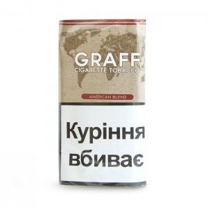 Табак для самокруток Graff American Blend (30гр)